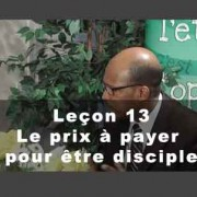 adventiste Le prix à payer pour être disciple