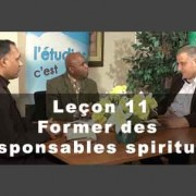 Former des responsables spirituels