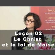 adventiste Le Christ et la loi de Moïse